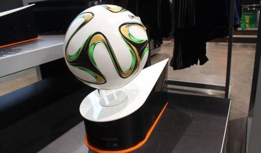 ЧМ-2014: фанаты скупают футбольные товары в магазинах Ижевска