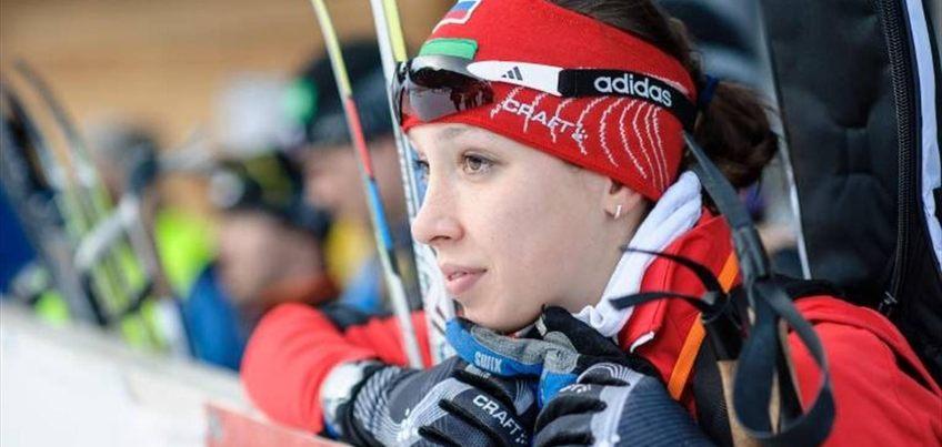 Биатлонистка из Удмуртии стала второй на спринтерской гонке в Италии