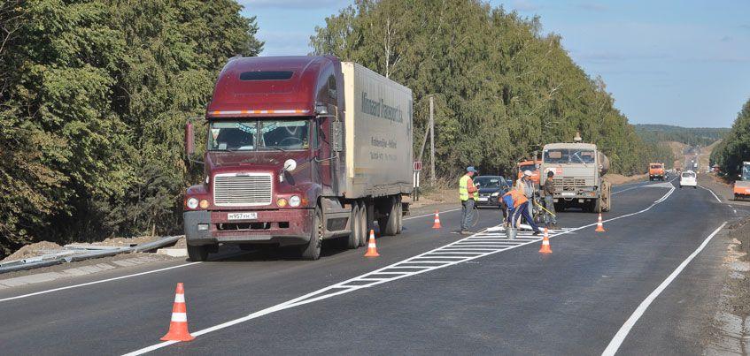 Дороги Удмуртии могут стать платными для проезда большегрузов
