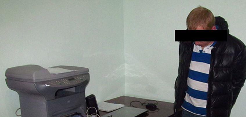 Жителя Удмуртии подозревают в краже ноутбука из музея