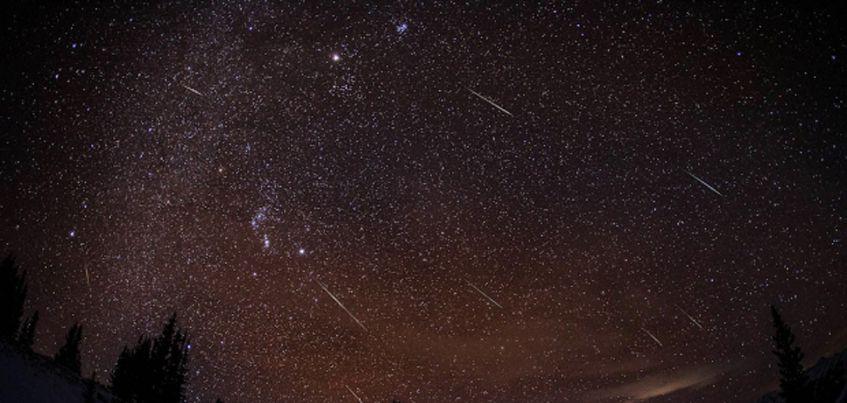 14 декабря ижевчане увидят разноцветный звездный дождь