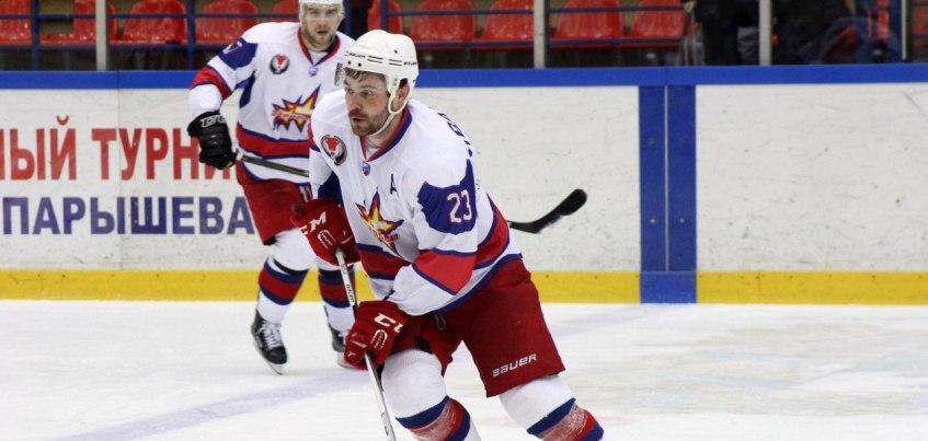 Ижевские хоккеисты уступили пермскому «Молоту-Прикамье»