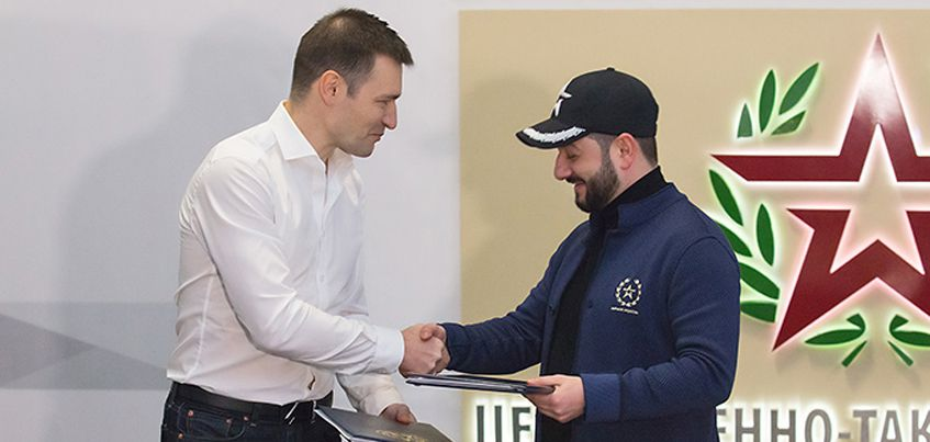 Ижевский концерн «Калашников» начнет сотрудничать с Михаилом Галустяном