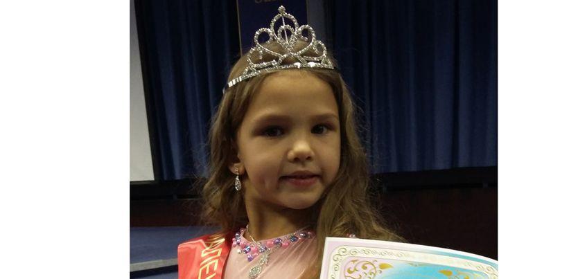 Юная леди из Удмуртии стала второй вице-мисс на конкурсе «Маленькая Мисс России»