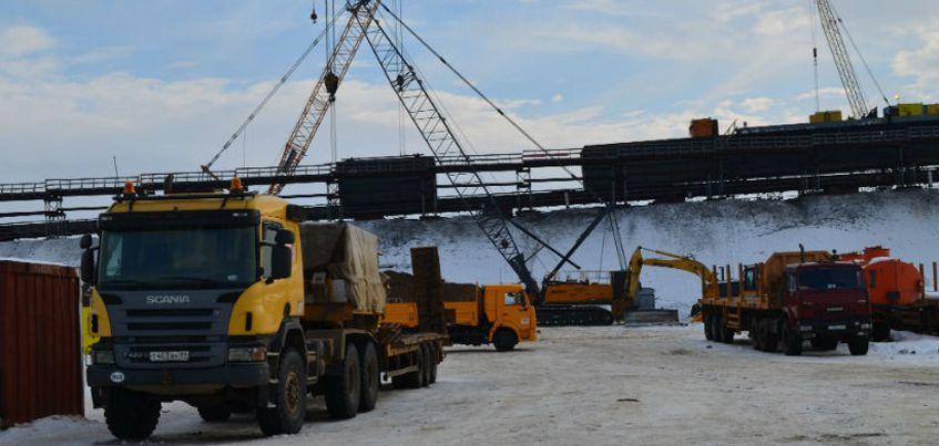 Работы на мосту через Каму в Удмуртии продолжатся в декабре