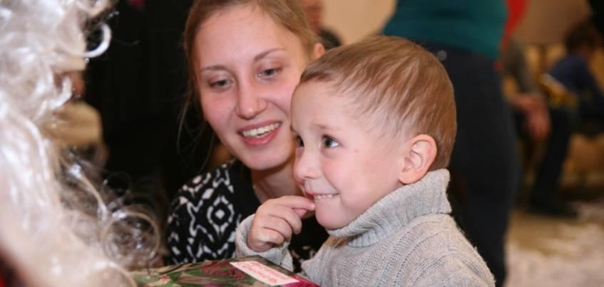 Последний день акции «Елка для каждого» – последний шанс осуществить новогодние мечты тяжелобольных детей