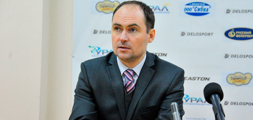 Новым главным тренером «Ижстали» назначен Сергей Душкин