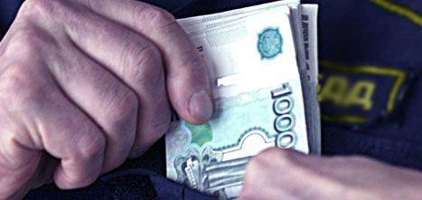В Ижевске бывший сотрудник ГИБДД получил три года условно за взяточничество