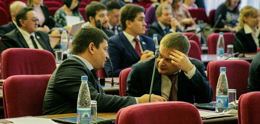 Ижевские депутаты переголосовали за не устроившее их решение