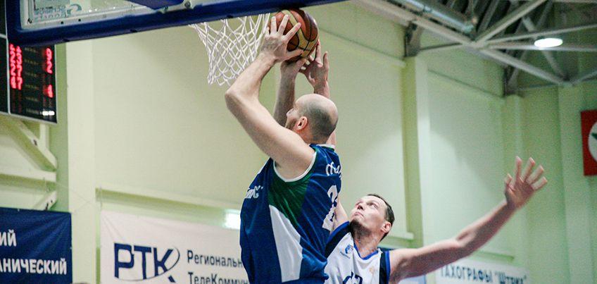 Баскетболисты ижевского клуба «Купол-Родники» обыграли БК «Новосибирск»