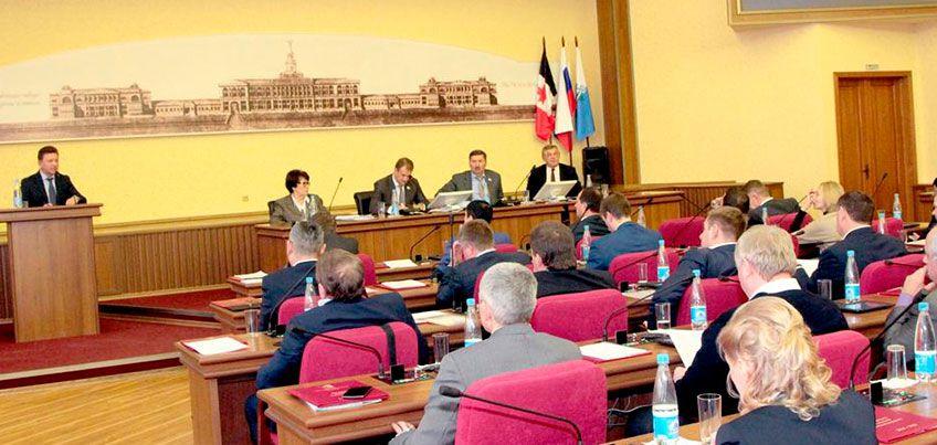 Гордума Ижевска утвердила перечень объектов капстроительства на 2017 год