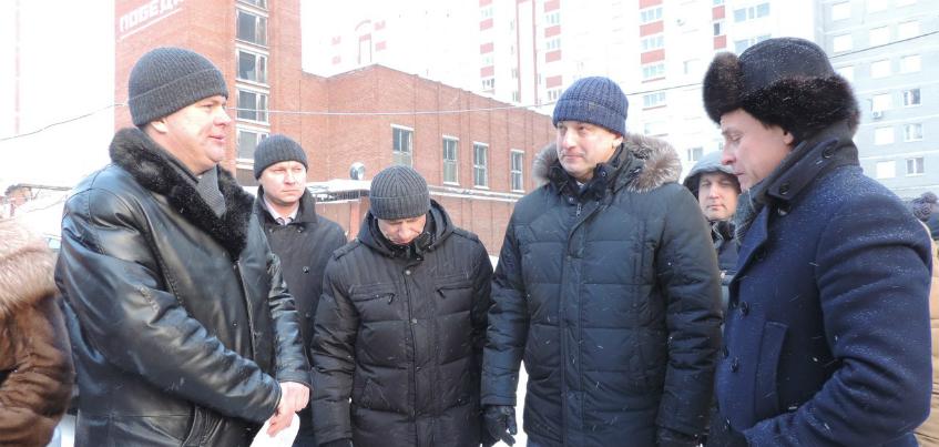 Помощь из Москвы. Депутат Госдумы разбирался в проблемах обманутых дольщиков Удмуртии