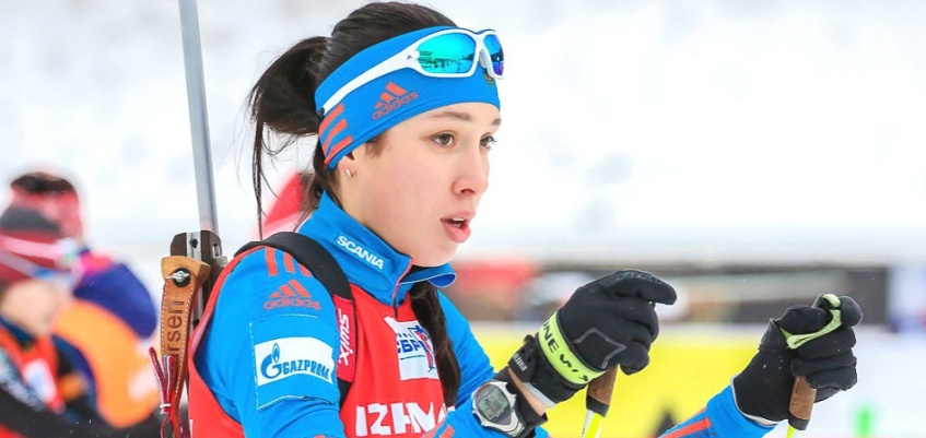 Биатлонистка из Удмуртии Ульяна Кайшева заняла девятое место на австрийском этапе Кубка Европы