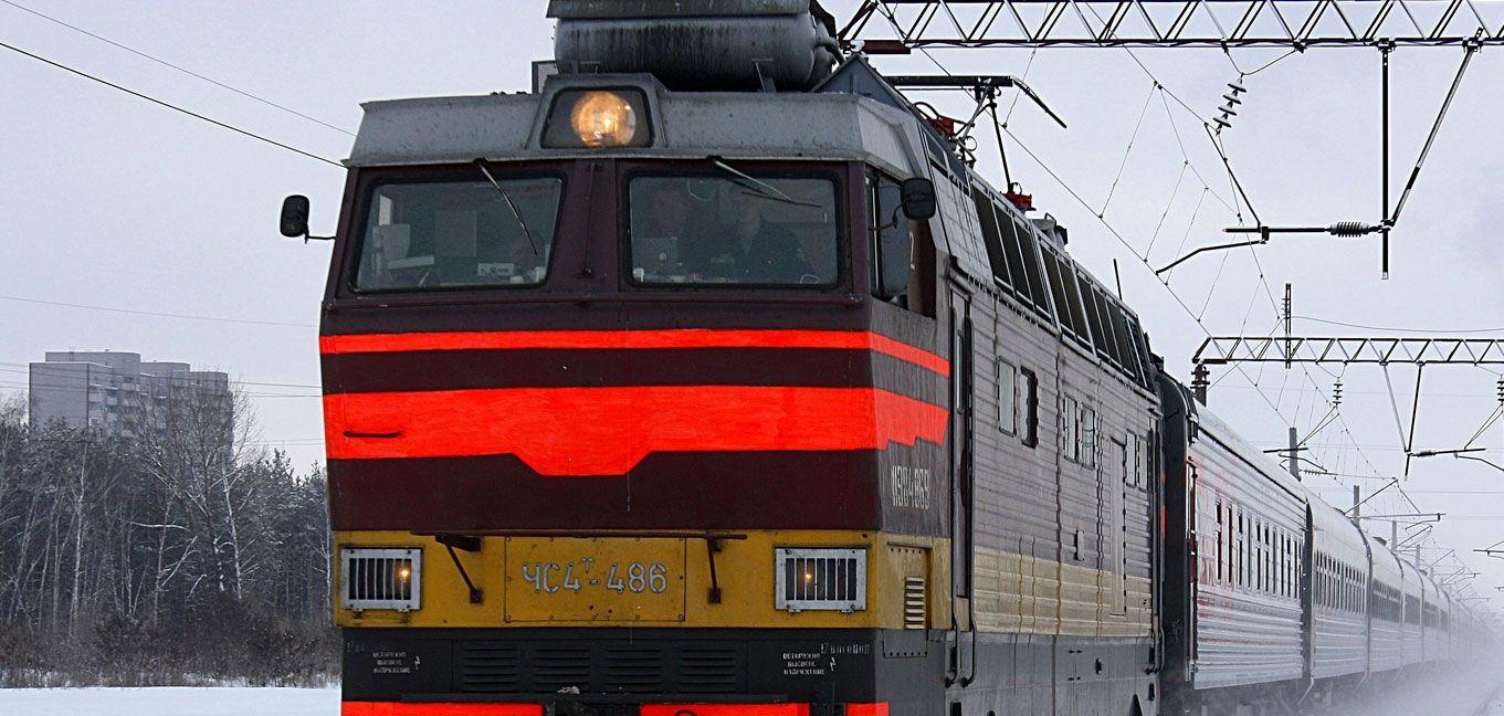 Дополнительные рейсы поездов Ижевск-Набережные Челны введут с 1 января 2017 года