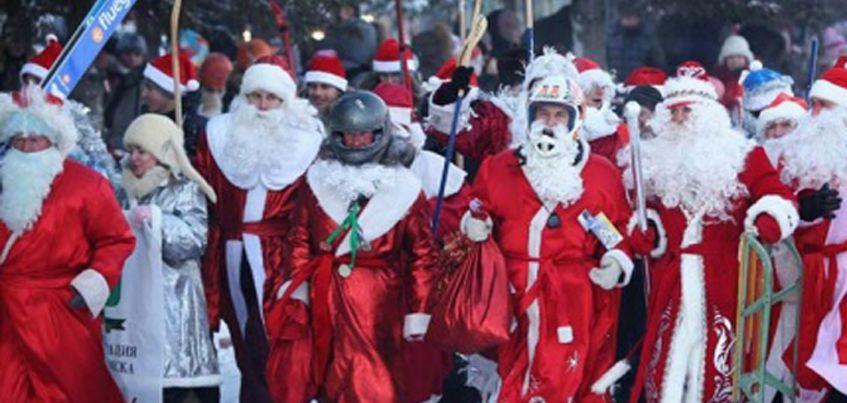 В Ижевске не состоялся сказочный забег Дедов Морозов