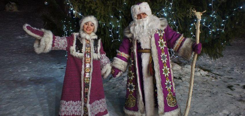 Зимних волшебников из Удмуртии Тол Бабая и Лымы ныл покажут в новогоднем выпуске передачи «Поле Чудес»