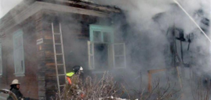 Жительница Удмуртии получила ожоги 60% тела из-за пожара
