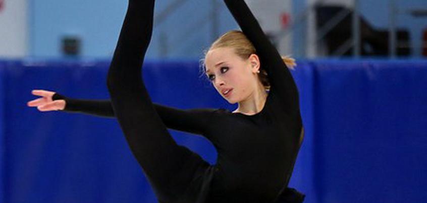 Фигуристка из Удмуртии получила серебро на зимних Российско-Китайских молодежных Играх