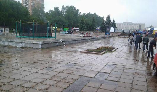 Празднование Дня города в Ижевске отменили