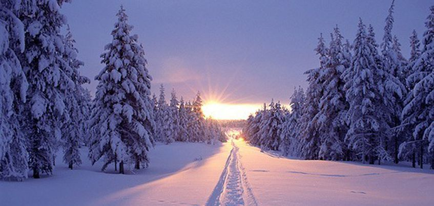 21 декабря в Удмуртии наступит зимнее солнцестояние