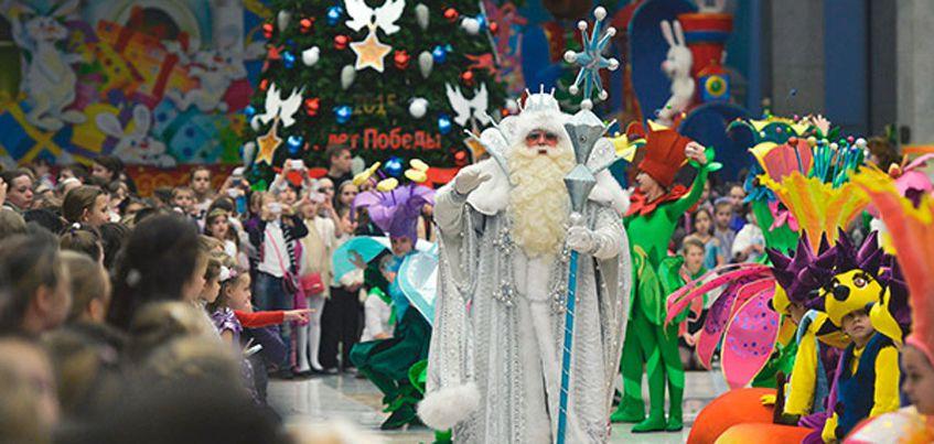 44 школьника из Удмуртии отправятся на новогоднюю елку в Москву