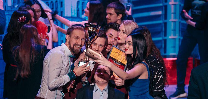 Команда КВН «Факультет управления качеством»  из Ижевска заняла третье место в международной телевизионной лиге
