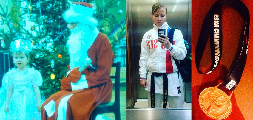 Что просили у Деда Мороза известные спортсмены Удмуртии?