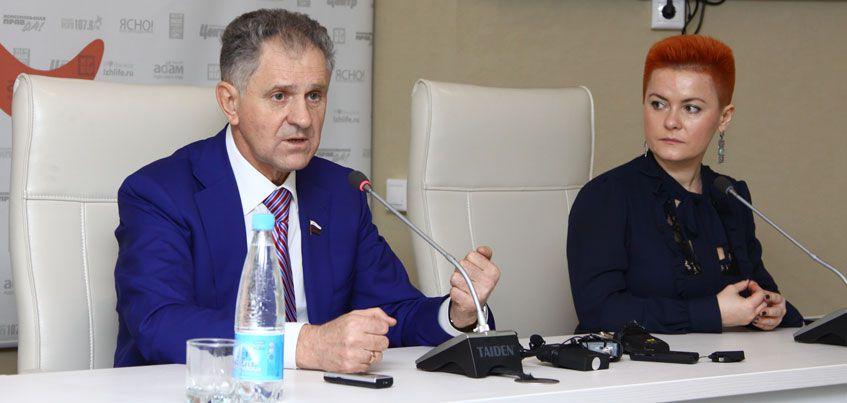 Александр Волков: у нового министра образования Удмуртии хорошие перспективы