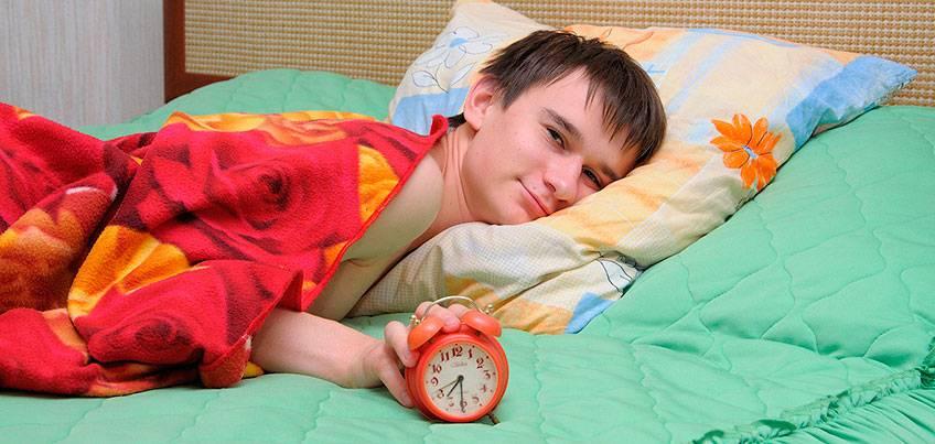 5 правил крепкого и здорового сна для ижевчан