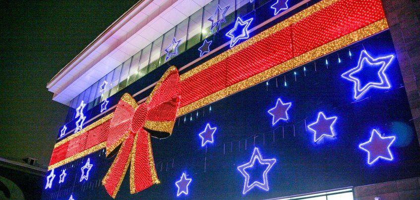 Ижевчане смогут проголосовать за лучшее новогоднее оформление города