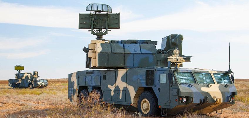 ИЭМЗ «Купол» на международной выставке представил образцы новейшей техники противовоздушной обороны