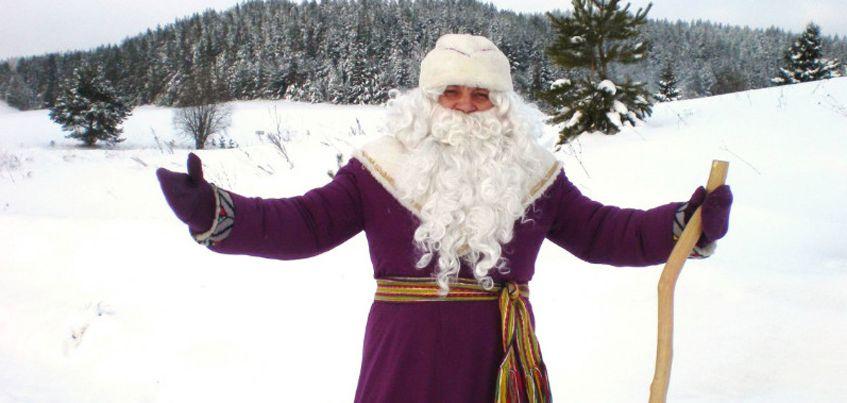 Тол Бабай из Удмуртии вошел в 5 самых упоминаемых в СМИ зимних волшебников