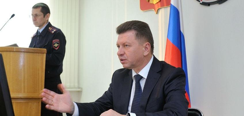 Премьер-министр Удмуртии назвал состояние дорог Ижевска неудовлетворительным