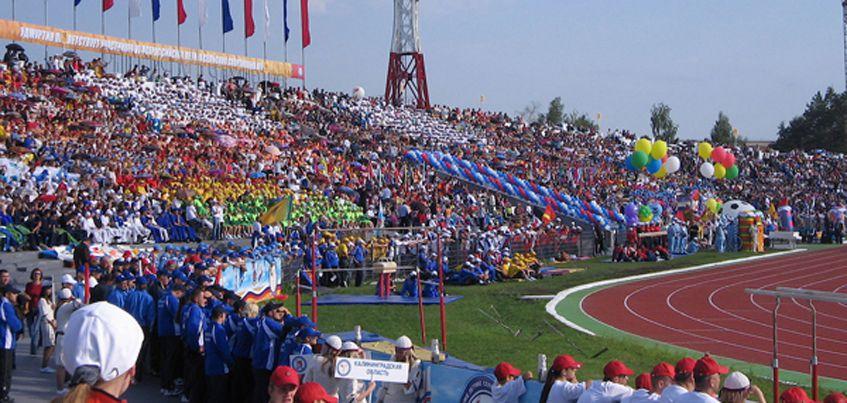 В Ижевске в следующем году появится 3 новых школьных стадиона