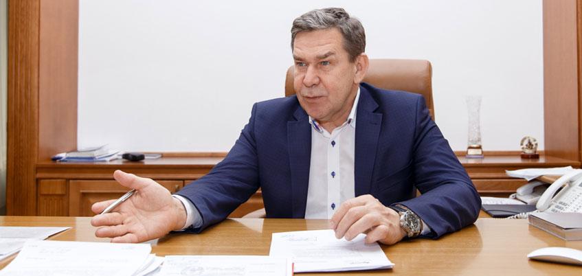 Ильдар Бикбулатов: Работу Администрации Ижевска оцениваю на крепкую четверку