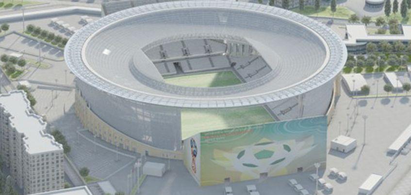 Ижевская компания изготовит зрительские кресла для нового стадиона в Екатеринбурге