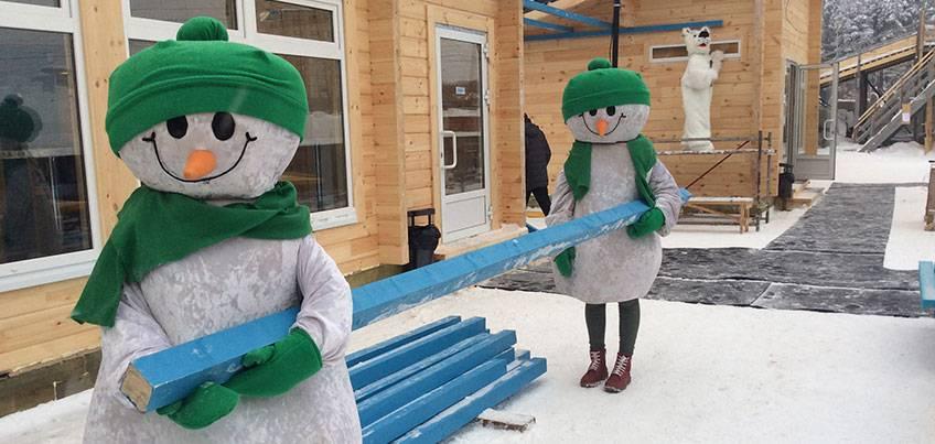 В Ижевске 29 декабря откроется сказочный город «Сказбург»