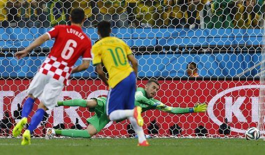 ЧМ-2014: в первом матче Бразилия обыграла Хорватию со счетом 3:1