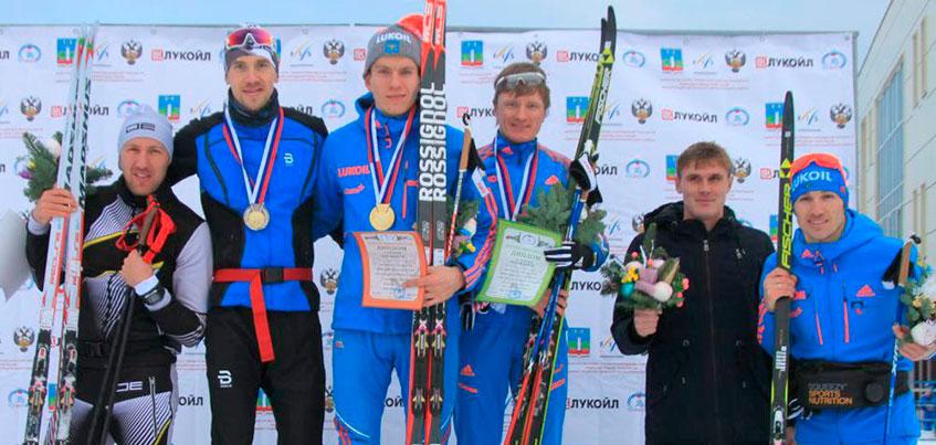 Лыжник из Удмуртии Дмитрий Япаров выиграл бронзу на «Красногорской лыжне»