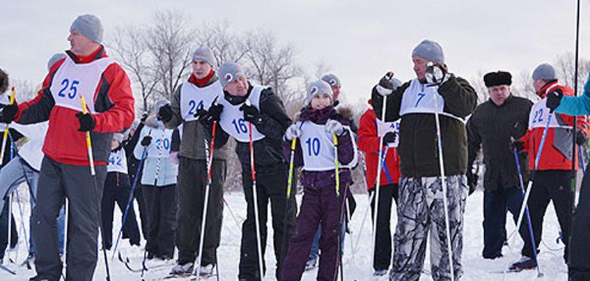 В Ижевске в новогодние праздники пройдет «Рождественская лыжня»