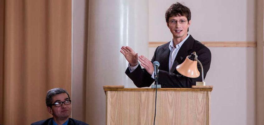 Ижевчанин снялся в сериале «Выйти замуж за Пушкина» на Первом канале