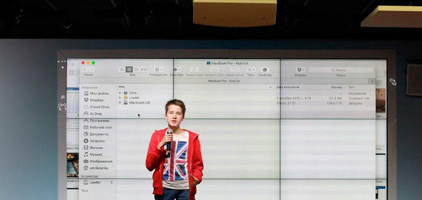 15-летний программист из Воткинска, который работает в Mail.ru Group, планирует создать искусственный интеллект