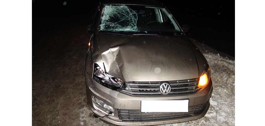В Удмуртии водитель иномарки насмерть сбил 16-летнего подростка