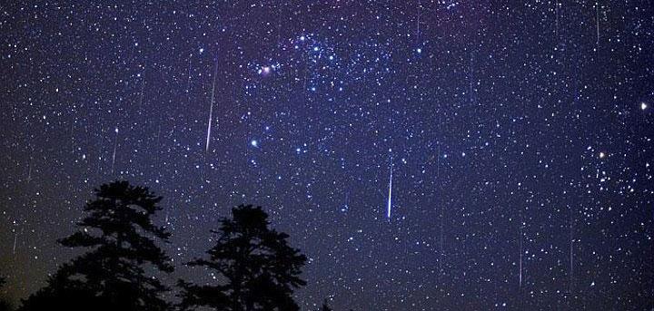 В ночь с 3 на 4 января ижевчане увидят «звездный дождь»