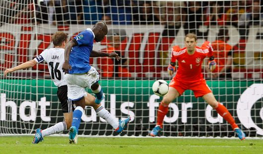 ЧМ-2014: сборная Италии переиграла англичан