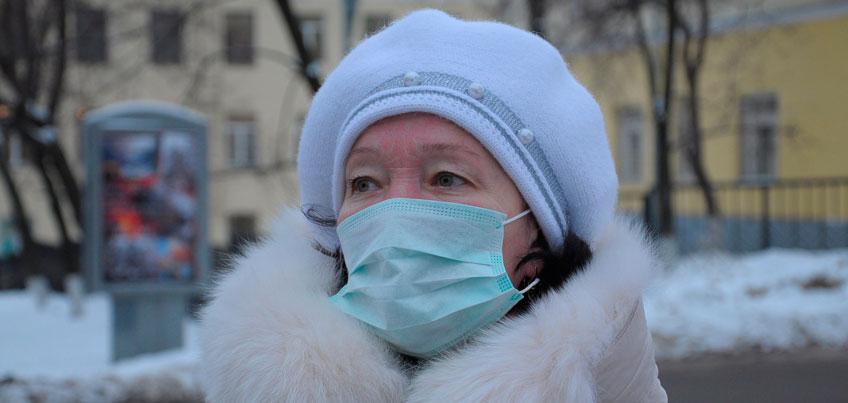 В Удмуртии число заболевших ОРВИ выросло на 57 %