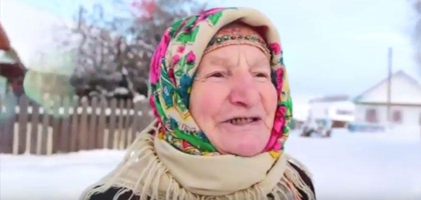 Видео: в сети появился  новогодний клип  «Бабушек из Бураново»
