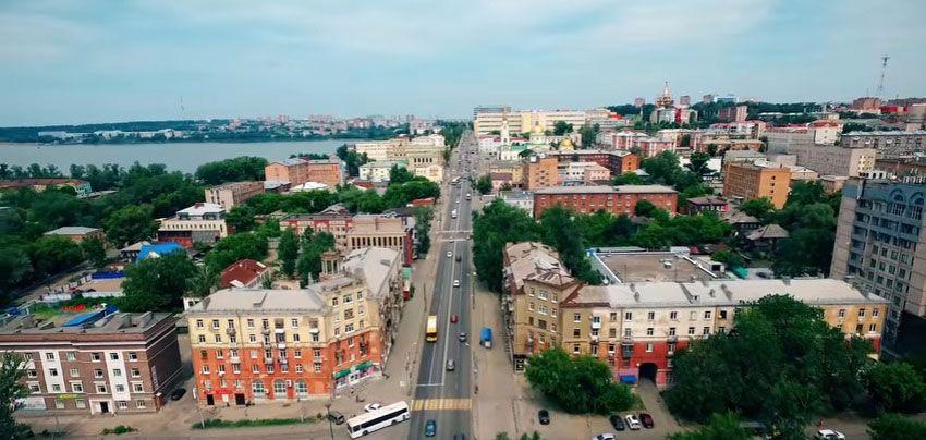 Двое ижевчан  участвуют во всероссийском конкурсе «Россия глазами Dронов»