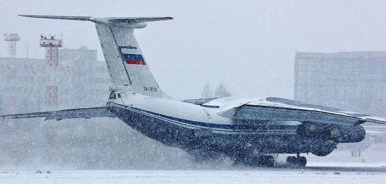 Вечерние авиарейсы Ижевск-Москва отменили из-за непогоды