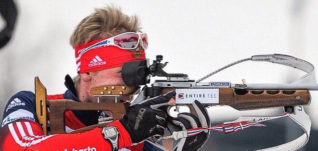 Ижевчанин Александр Поварницын выиграл бронзу на итальянском этапе Кубка Европы по биатлону